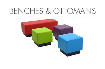 Charmant Benches And Ottomans